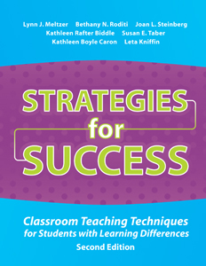 Strategies for Success Classroom Teaching Techniques for Students with Learning Differences - 2nd Edition