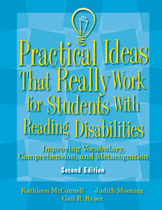 Practical Ideas That Work For Students With Reading Disabilities