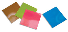 Large Colored Square Magnets - Fourth Edition