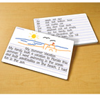 Write-on/Wipe-off Handwriting Desk Mats