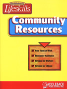 Book 8 - Community Resources Student Worktext