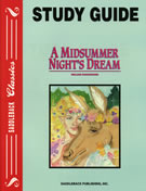 A Midsummer Night's Dream - Study Guide