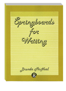 Springboards For Writing