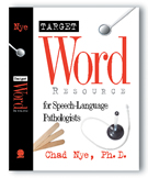Target Word Resource for Speech-Language Pathologists