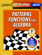 Patterns, Functions And Algebra