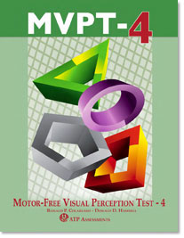 Motor-Free Visual Perceptual Test - 4