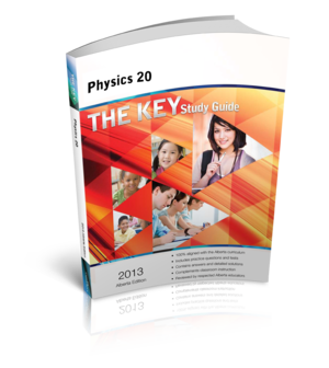 The Key Study Guide AB Edition - Physics 20