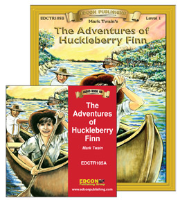 The Adventures Of Huckleberry Finn - Read-along