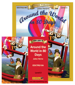 Around the World in 80 Days - Read-along