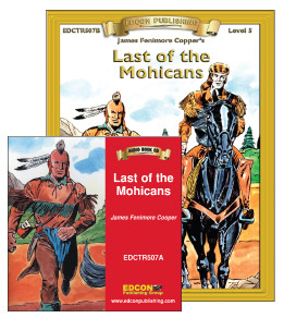 Last Of The Mohicans - Read-along