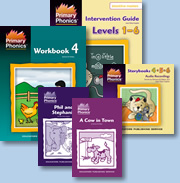 Primary Phonics Readers Storybooks & Workbooks