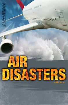 Nonfiction Disasters Chapter Books