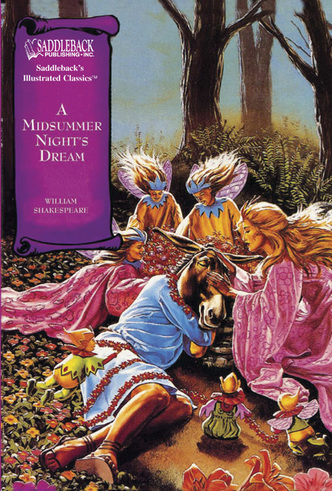 A Midsummer's Night's Dream - Class Set